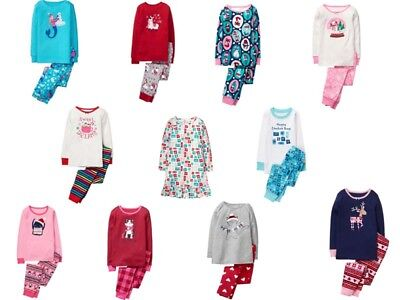 43fd47ac3c48 GYMBOREE GYMMIES CHRISTMAS Holiday Boys Red Snowflakes Pjs Pajamas ...