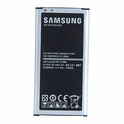 Authentic OEM Original Samsung 2800mAh Genuine Battery for Galaxy S5 EB-BG900