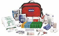 NORTH® FIRST RESPONSE KIT, INDOOR/PORTABLE, CLASS B, SOFT CARRY BAG Honeywell FR