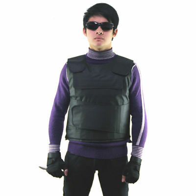 Anti Stab Vest Stabproof Anti-knifed Security Defense Body Armour Men Vest POLIC