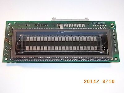 03601-44-040/S FLIP vacuum fluorescent display