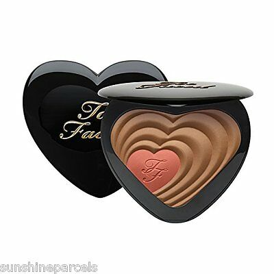 Too faced soul mates blushing bronzer Carrie & Me