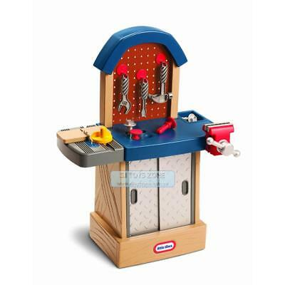 Little Tikes Preschool Toy Tough Jobs Workshop