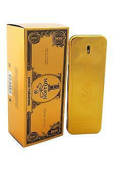 1 Million Paco Rabanne 3.4 oz EDT Spray Men Introduced in the year 2008, this s