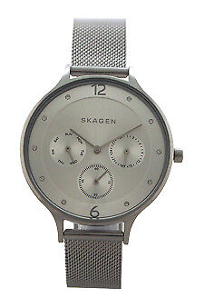 SKW2312 Anita Stainless Steel Mesh Bracelet Watch Skagen 1 Pc Watch Women