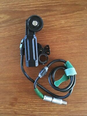 ARRICLM-5 Motor Basic Set with Gear, Bracket & Cable - Follow Focus