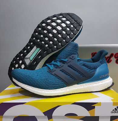 check out b65c6 4e879 ADIDAS MEN S ULTRABOOST 3.0 S82021 PETROL NIGHT 100% AUTHENTIC Ultra boost  11