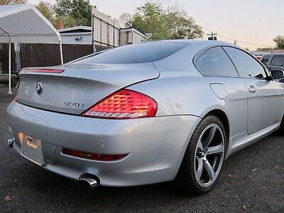 2008 BMW 6-Series 650i BMW 650 COUPE 2008 LOW MILEAGE! CLEAN CAR! REPAIRABLE SALVAGE!