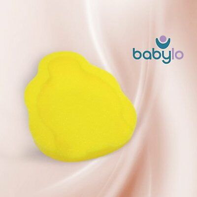 Babylo Bath Time Sponge Comfortable Easy to Use Safe Fun Water Play Head Support