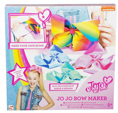 JoJo Siwa Bow Maker Makes 4 Hair Bows With Jo Jo Charms Dance Moms