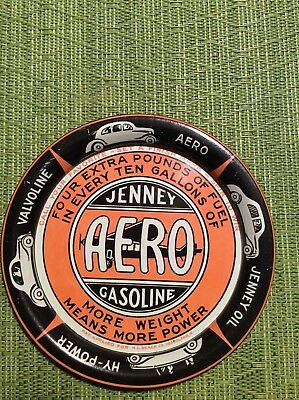 Antique Jenney Aero Gasoline Tip Tray