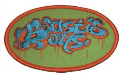 Beastie Boys Embroidered Patch B004P Bad Brains Slayer NWA Public Enemy