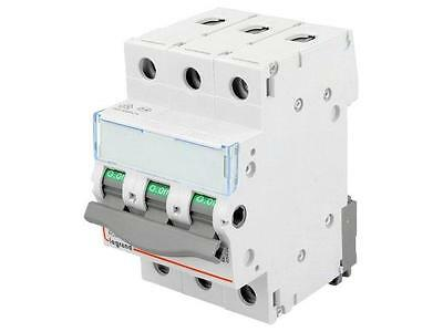 406466 SWITCH-DISCONNECTOR poteaux No3 montage DIN 40A 400VAC IP20 fr30340