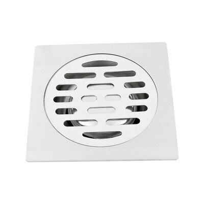 Household Restaurant Stainless Steel Floor Drain Cover Strainer Hair Stopper