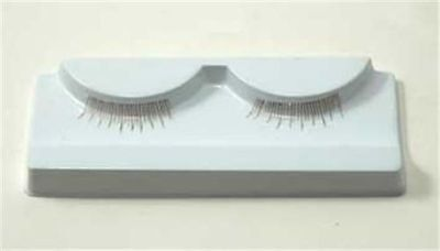 Reborn Secrist Clear Thread Eyelashes Baby Or Prem  (Select Size )