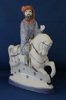 Fantastic Rye Pottery Canterbury Tales Figure The Knight