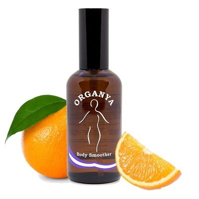 All Natural Stretch Mark & Wrinkle Remover Body Oil Smoother (Orange) 100ml