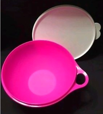 Tupperware Thatsa Bowl for Mixing, Serving, Storage Bowl ~19 Cups Neon Pink New