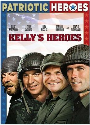 Kelly's Heroes [New DVD] Ac-3/Dolby Digital, Dolby, Dubbed, Eco Amaray Case, S