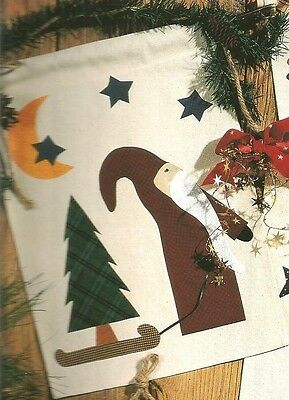 Make a Banner for the Holidays Santa Christmas Turkey Witch Pumpkins Z39