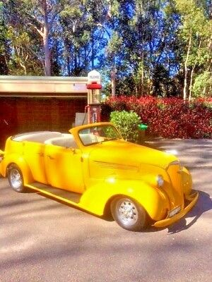 Hot Rod -1937 Chev Std Tourer  - No. 153 out of 249 produced on the Holden line