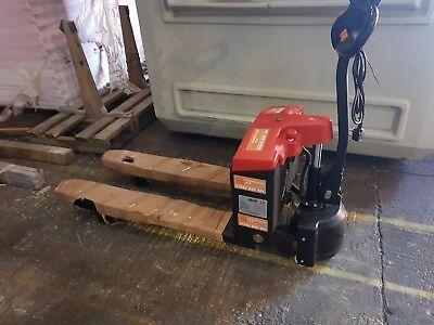 Brand New FULL Electric Powered Pallet Truck 1500KG *£3,000 incl DELIVERY & VAT*