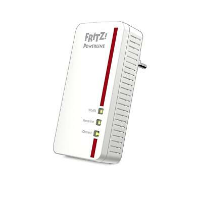 AVM FRITZ!Powerline 1260E Single Adapter WLAN AC+N Access Point