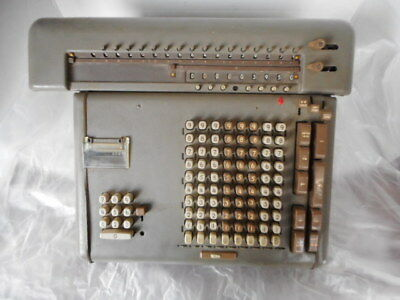 Vintage Friden - SW8  - Fully Automatic Calculator- Collectors Item Rare Great