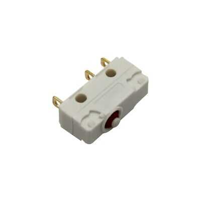V4NT7UL Microswitch without lever SPDT 5A/250VAC ON-ON 1-position SAIA-BURGESS