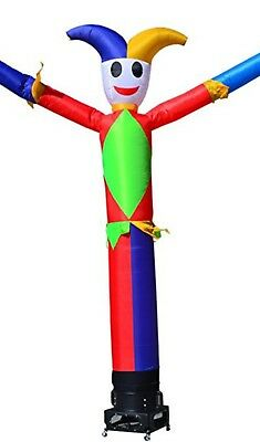 6M20ft Air Inflatable Dancer Tall Sky Inflatable Tube SD-01