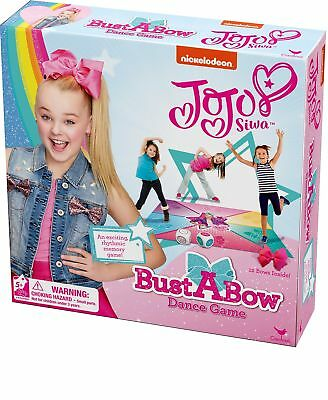 Cardinal Games Jojo Siwa Bust a Bow Dance Game Action