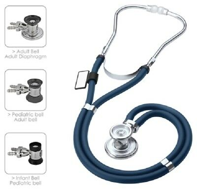 MDF Sprague Rappaport Stethoscope  in Abyss MDF767 4