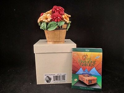 "Harmony Kingdom Lord Byron's Harmony Garden ""MOTHER'S DAY BOUQUET"" MIB 4571/5000"