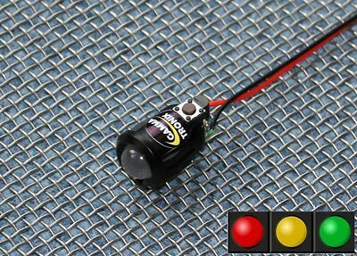12v 6v LED Battery Level Indicator Voltmeter Alternator charge warning lamp  J