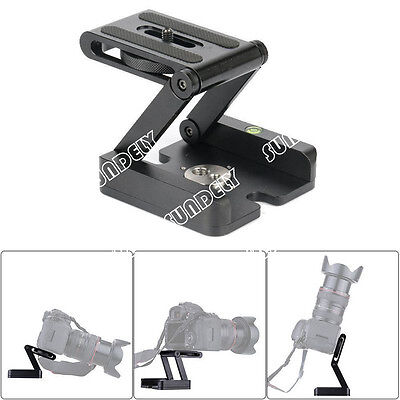 1PC Z-Type Stand Holder Camera Flexible Tripod Kit Flex Tilt Head Pan Ball Head.