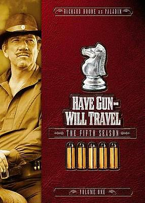 Have Gun Will Travel: Season 5, Volume O DVD