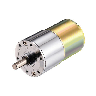 DC12V 50RPM Gear Box Motor Speed Reduction Electric Gearbox Centric Output Shaft