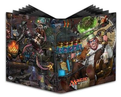 PREORDER ULTRA PRO Magic The Gathering PRO Binder Unstable Holds 360 Cards