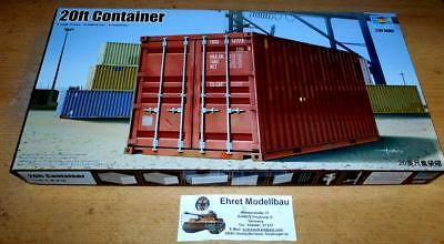Modern 20ft Container in 1:35 Trumpeter  01029  Neu