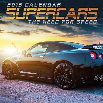 SUPERCARS 2018 NEED For Speed