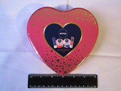 Nivea Luscious Lips gift box
