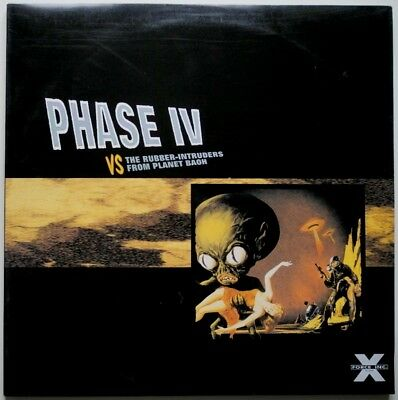 2 x LP DE**PHASE IV - VS THE RUBBER-INTRUDERS FROM PLANET BAOH **28398