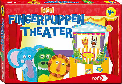 Neu Noris Fingerpuppen Theater 6654814