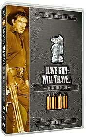 Have Gun Will Travel: Season 4, Vol. 1 DVD