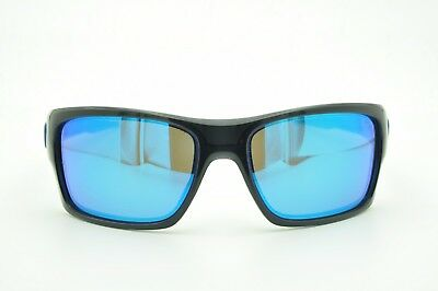 3aad0e421a3 ... low cost oakley sunglasses turbine oo9263 05 black ink sapphire 13c2d  ac23c