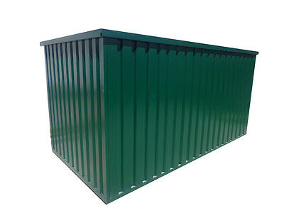 Site Security Storage Containers / Units - Flat Pack - Painted