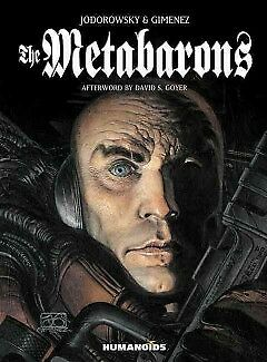 The Metabarons - NEW - 9781594651069 by Jodorowsky, Alexandro/ Gimenez, Juan (IL