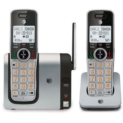 AT&T CL81214 2-Handset Cordless with Caller ID/Call Waiting and Big Buttons