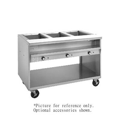 Randell 3612-120 Electric Hot Food Table with 2 Food Wells