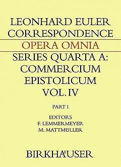 Correspondence of Leonhard Euler With Christian Goldbach - NEW - 9783034808927 b